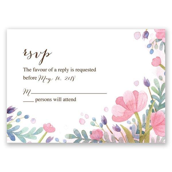 Love Grows Response Card