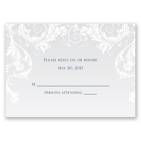 We Are Forever Response Card