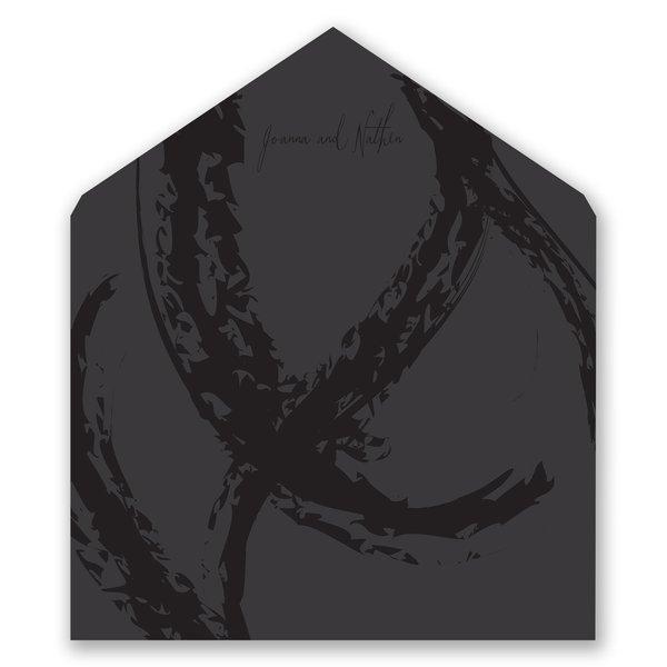 Bold & Refined Designer Envelope Liner