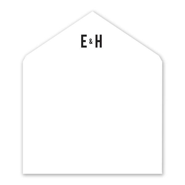Sweet Simplicity Designer Envelope Liner