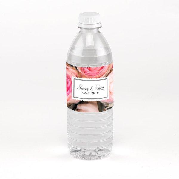 Ethereal Garden Water Bottle Label
