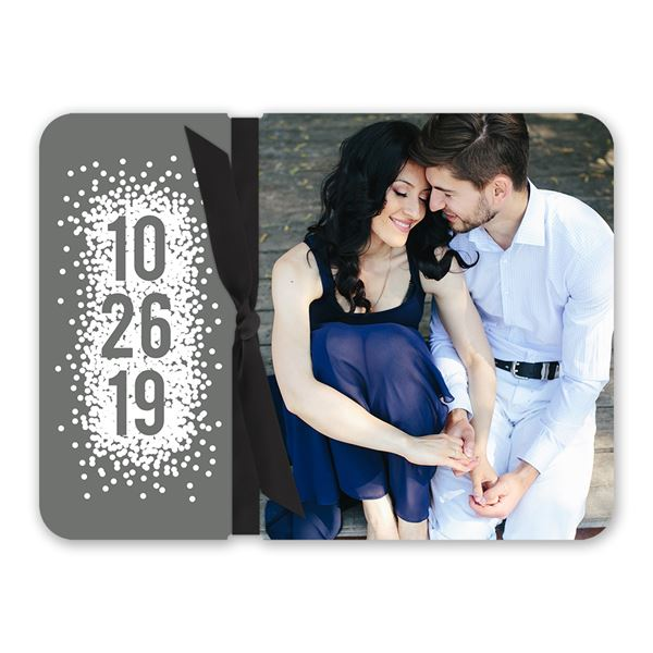 Date to Remember Save the Date Flip Book