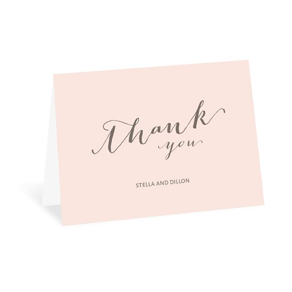 Simply Sweet Thank You Card