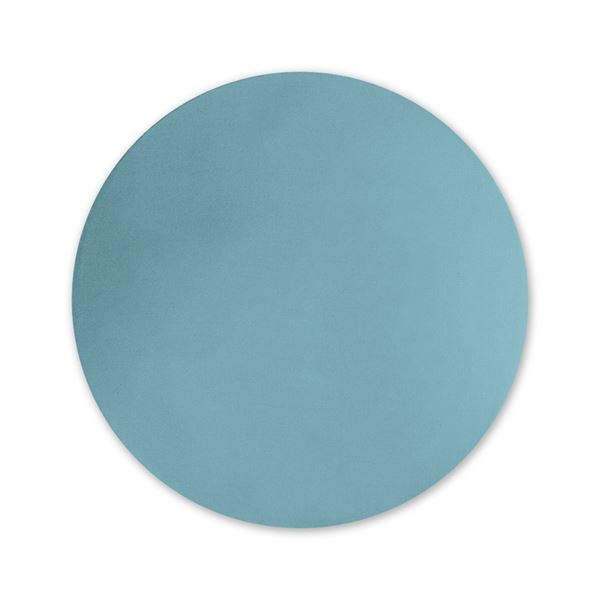 Round Foil Seal Ice Blue