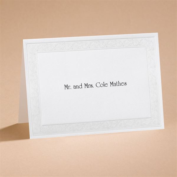 All That Shimmers Pearl Note Card and Envelope