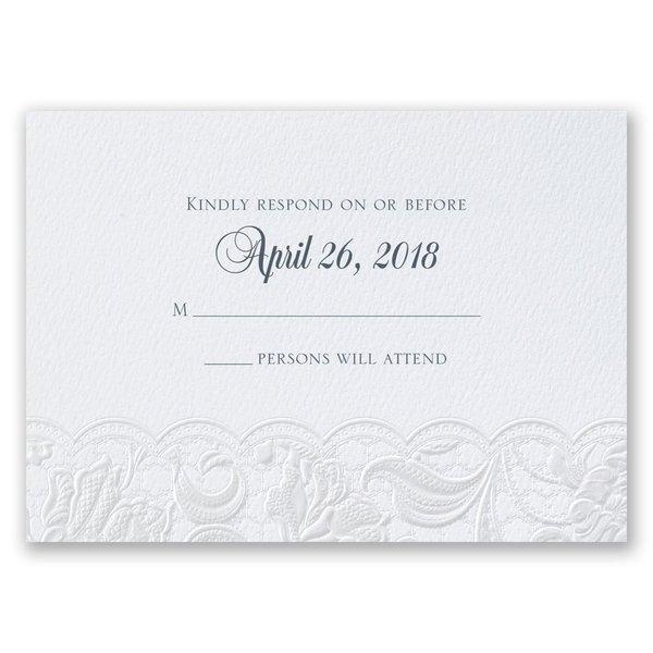 Pearl Vines - Response Card
