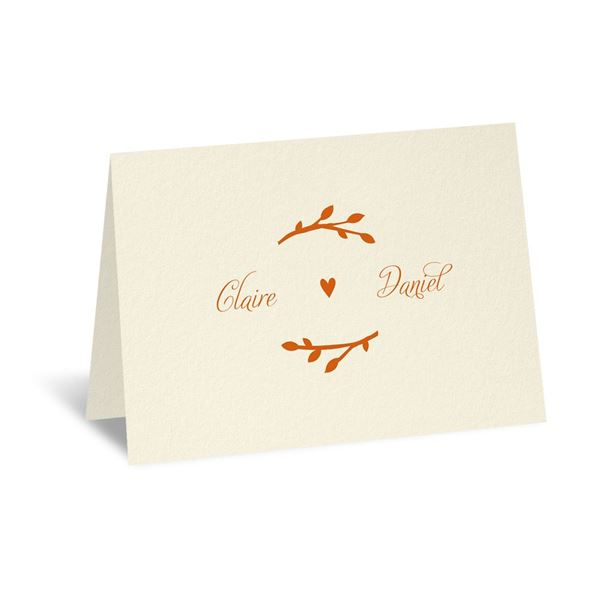 In the Grove - Thank You Card