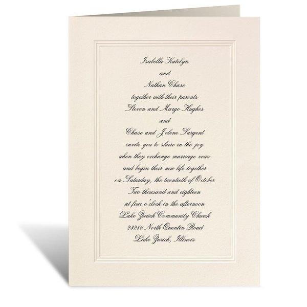 Prelude Invitation