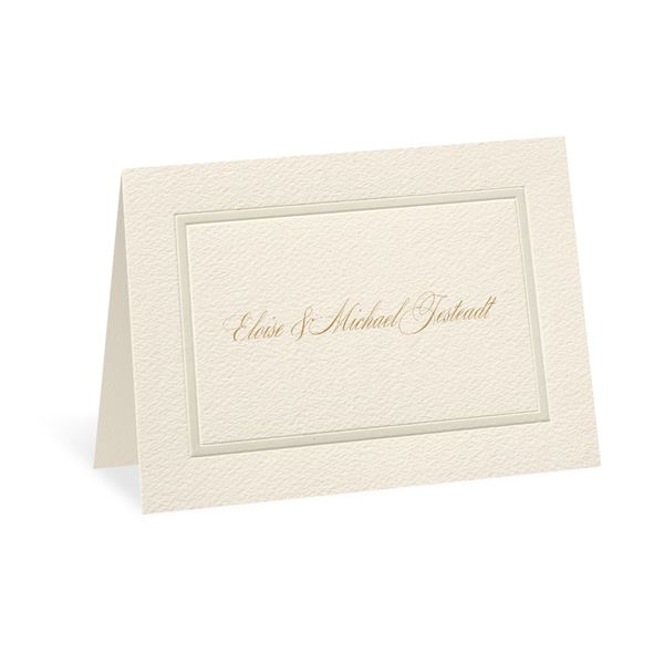 Supreme Tradition Thank You Card