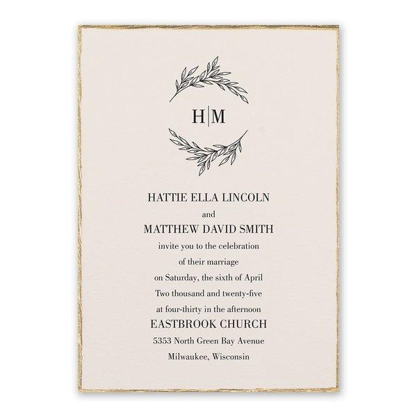 Enchanted Invitation