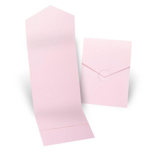 Pink Invitation Pocket