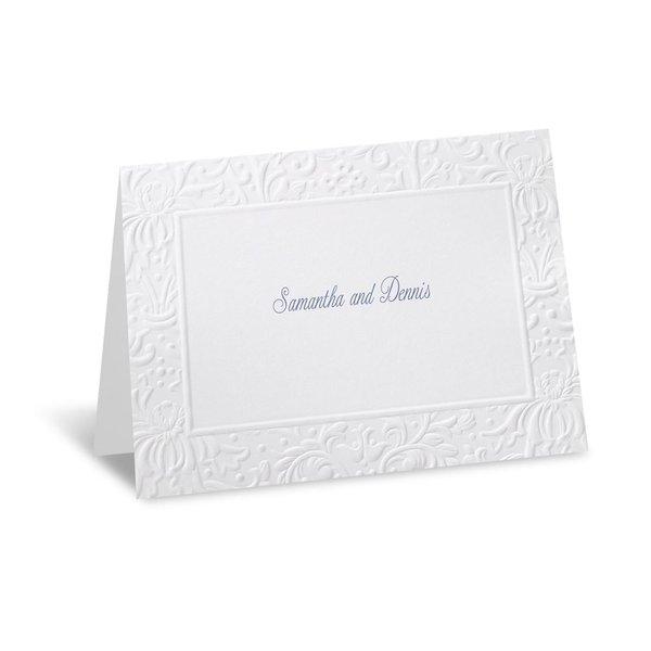 Ties That Bind Note Card and Envelope